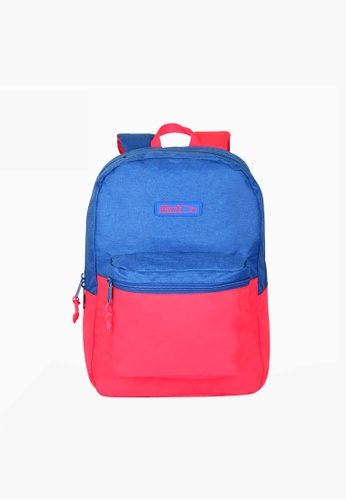 HAWK red and blue 4649 Backpack 1FB15AC770E7DCGS_1