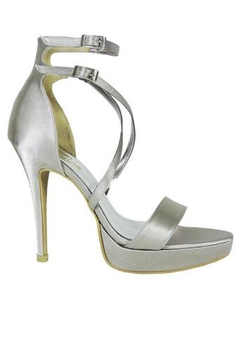 Jacque silver Silver Cyndi High Heel JA262SH25DJMMY_1