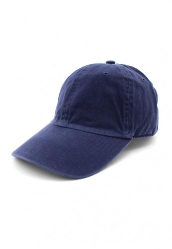DOSSCAPS blue FLIPPER New York Vintage Baseball Cap (Blue) DO290AC0SKHOMY_1