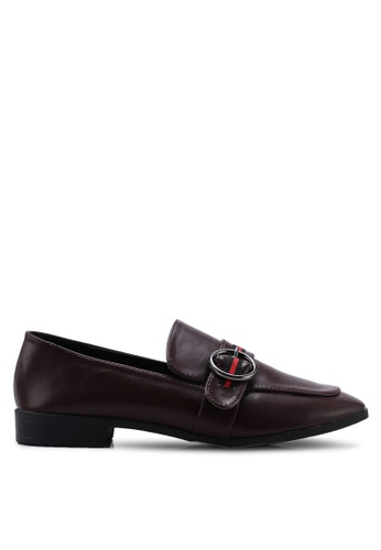 NOVENI 紅色 Noveni Loafers 5DE43SHF2E7ECFGS_1