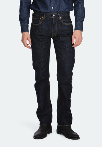 Levi's blue 501® Original Fit Jeans (00501-1484) 5F990AA632A5F2GS_1
