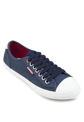 Low Pro 帆布esprit地址繫帶運動鞋, 鞋, 鞋