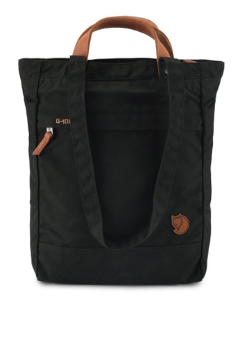 Fjallraven Kanken black Totepack No.1 Small Backpacks FJ382AC0SX85MY_1