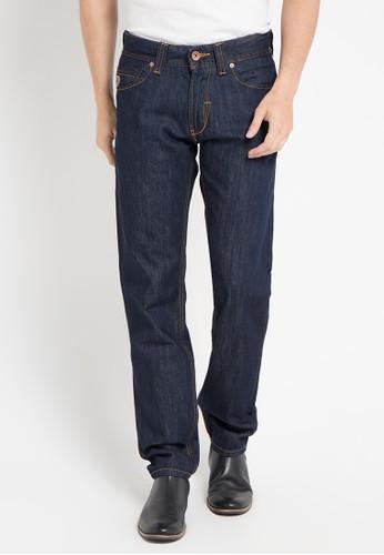 Lois Jeans blue Long Pant Denim LO391AA0WOZRID_1