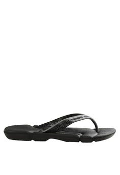 6cddc6db3 Havaianas black POWER Sandals   Flip Flops FA9F8SHD066A6FGS 1