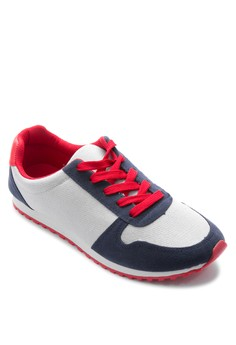 Nordy Lace-Up Sneakers