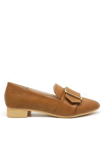 Twenty Eight Shoes 小踭方鈕Loafers 426-4 05867SHDC1825AGS_1