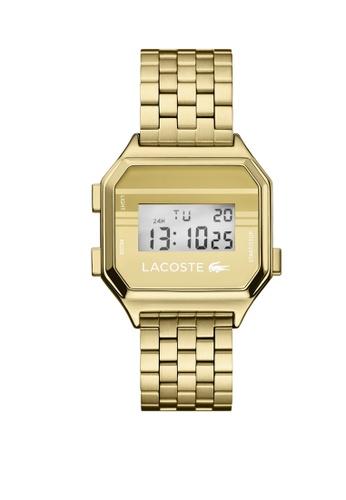 Lacoste white Lacoste Berlin Unisex Watch (2020138) 68A02AC822B243GS_1