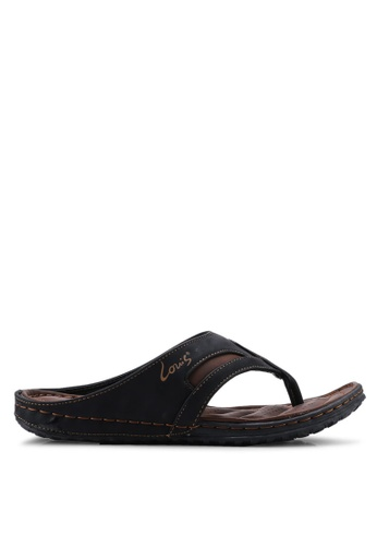 Louis Cuppers black Louis Cuppers Sandals 96748SH1F6C207GS_1