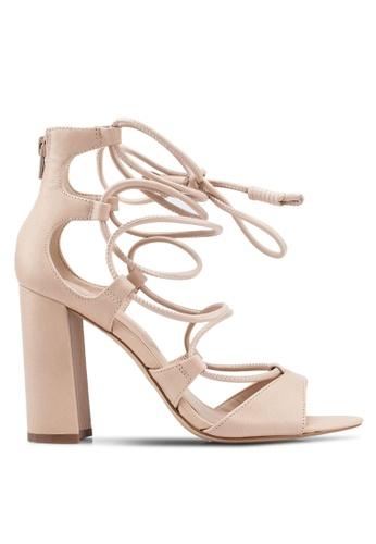 bf2e9b92368 Buy ALDO Miadia Caged Block Heels Online on ZALORA Singapore