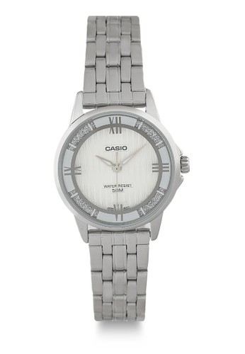 Casio multi and silver Women Analog Watches Ltp-1391D-7A2Vdf CE1B5AC7ABB3F9GS_1