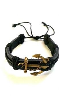 Anchor Surfer Bracelet
