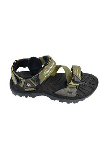 Outdoor Footwear black Outdoor Aragon Coral Sandal Gunung OU533SH20PEXID_1