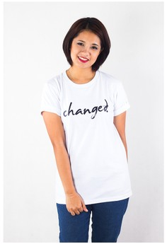 Changed Shirt