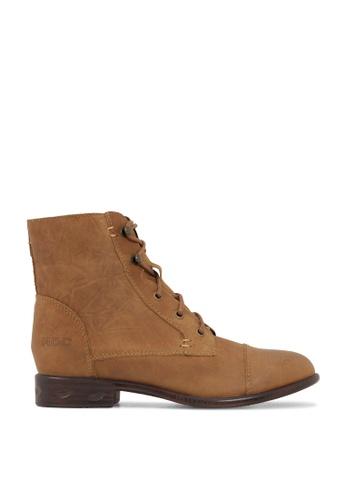 ROC Boots Australia brown Riff Tan Boots RO517SH2URAKHK_1