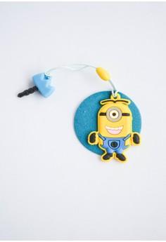 Happy Minion 2 Dust Plug