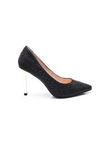 Elisa Litz black Leane Heels (Black) 9C83FSH6CDB110GS_1