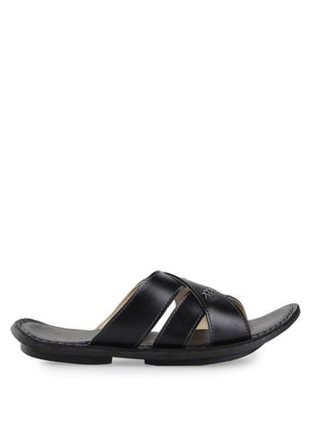 MARC & STUART Shoes black Sandal Keys MA456SH0UA7AID_1