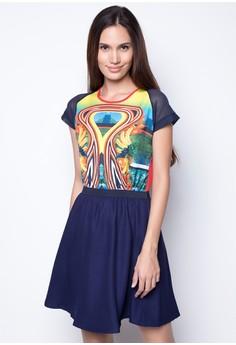 Rio De Janiero C/S Dress