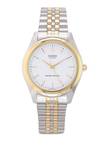 Casio silver Casio MTP-1129G-7ARDF Watch 97811AC6EB0247GS_1