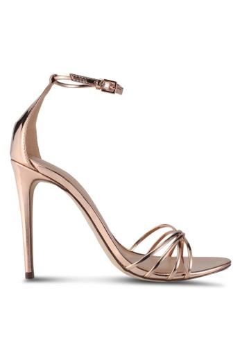 Call It Spring silver Fiwien Heels 0B322SH2C04B7AGS_1