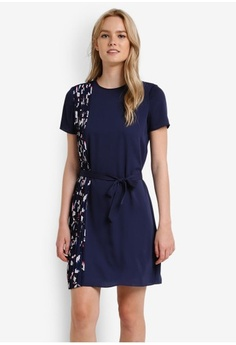 Tommy Hilfiger. NALISE PLEATED DRESS SS 34deb1c6d70