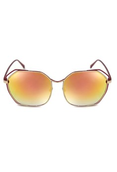 Becca Oversized Summer Sunglasses 1825-Y