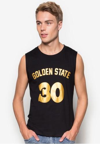 Goldeesprit香港分店地址n State #30籃球風背心, 服飾, 背心