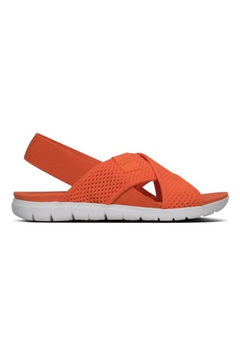 FitFlop orange FitFlop Airmesh Sandal (Neon Orange) C3FC6SHC9F37E7GS_1