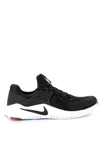 Nike black Nike Free TR V8 Training Shoes 16CEDSHE0F9BC0GS_1
