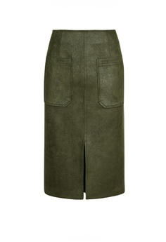 7a636e277e 60% OFF A-IN GIRLS Lady Front Slit Skirt HK$ 1,245.00 NOW HK$ 498.00 Sizes  S M L XL