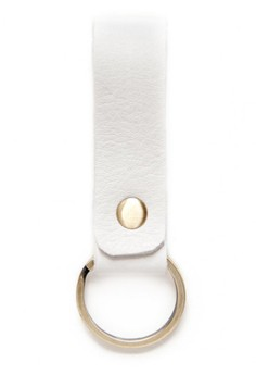 Genuine Leather Keychain