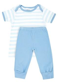 Luvable Friends - Bodysuits and Pant Set