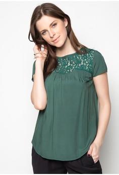 Bay Short Sleeve Cotton Shirt