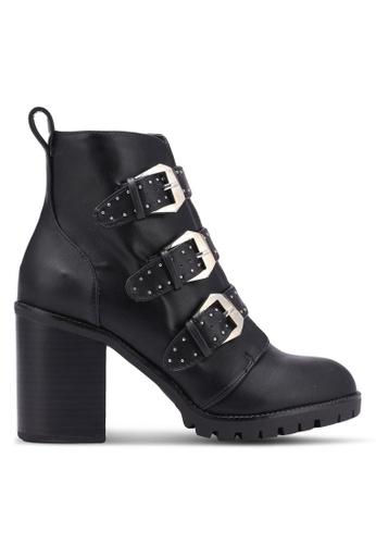 Miss KG black Saxon Boots MI302SH0SD3EMY_1