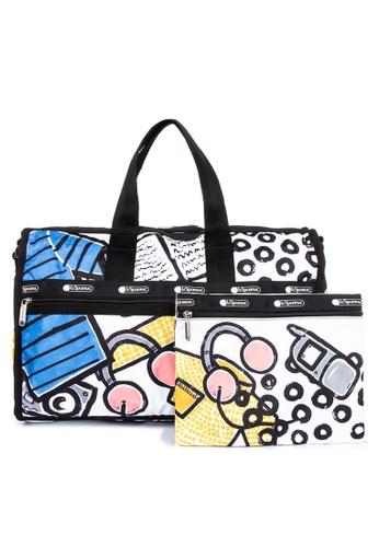bbb6cfbb96 Shop Lesportsac M Weekender Satchel Bag Online on ZALORA Philippines