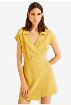 3542c087e6 Buy Yellow Dresses Online   ZALORA Philippines