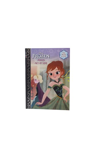 Disney brown Disney Frozen Story Book Anna's Act of Love 21F72THD4DC764GS_1