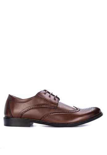 Italianos brown Nicholas Formal Shoes 7262DSH725BD89GS_1