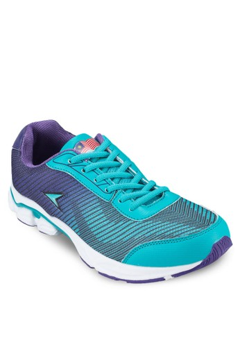 OCesprit outlet 香港M -1B(L) 漸層雙色運動鞋, 女鞋, 運動