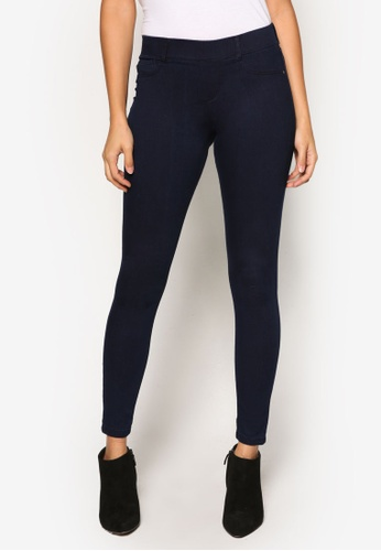 Dorothy Perkins blue Indigo Eden Jeggings DO816AA21OHQMY_1