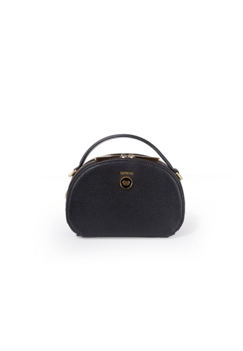 Esfolar black Esfolar Dual Compartment Saddle Bag (EA190008) B0234AC4883D2FGS_1