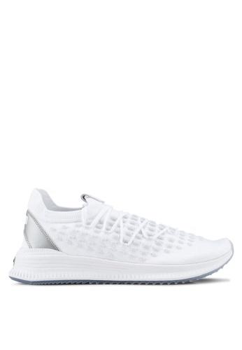 Puma white Sportstyle Prime Avid Fusefit Shoes CBCC5SHD20EC2FGS_1