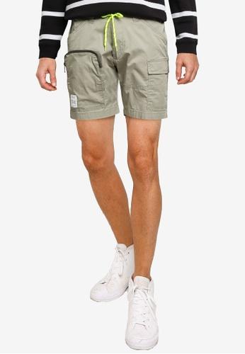 SPARROW GREEN beige NOA Shorts B070AAACD5C249GS_1