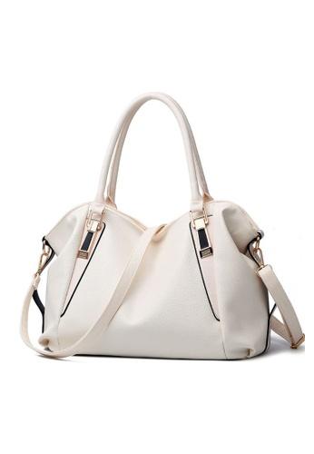 48986eb2709 TCWK white TCWK Women Fashion Ladies Handbag - White 2D81FACDFBCBAEGS 1