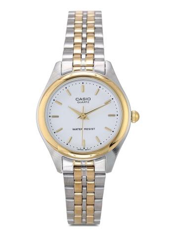25c921d7320 Shop Casio Casio LTP-1129G-7ARDF Watch Online on ZALORA Philippines
