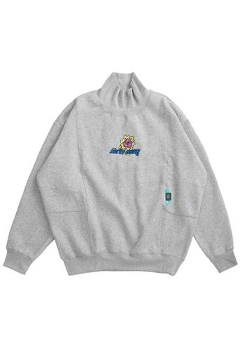Twenty Eight Shoes Plush Embroidered Turtleneck Sweater 1347W20 FCFC3AA480B5E5GS_1
