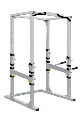 Impulse Impulse IFPC Commercial Power Cage Multi-Purpose Home Gym Equipment 4019DSEE007D2AGS_1