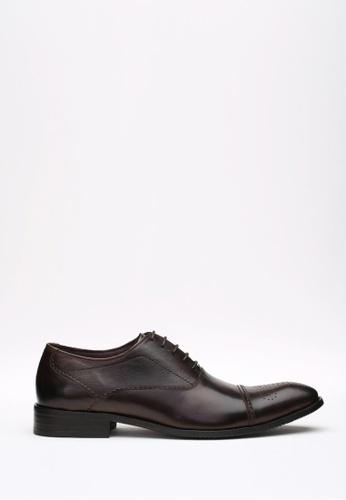 Kings Collection Wendell Oxford Shoes KI358SH47DGESG_1