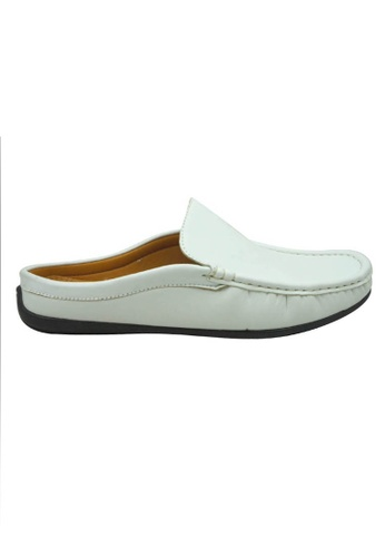 midzone white EXO SCORPION Loafer B0F85SH5B83962GS_1